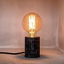 Amazon Fr Lampe Marbre