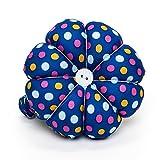 Korbond - Cuscinetto puntaspilli scherzoso a pois, multicolore