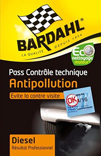 BARDHAL 2009045 Pass Technische Diesel Control