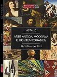 Scarica Libro Asta 20 Arte antica moderna e contemporanea 17 18 dicembre 2015 (PDF,EPUB,MOBI) Online Italiano Gratis