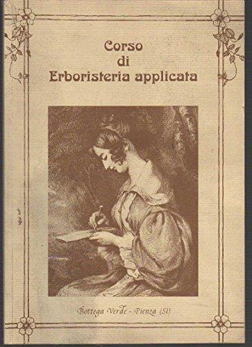 Corso di Erboristeria applicata.