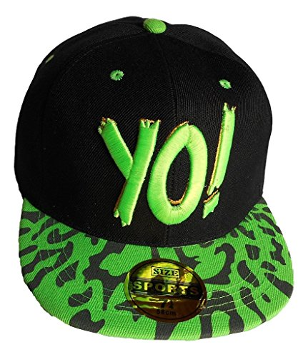Jubination Yo HIP HOP cap For Men  available at amazon for Rs.199