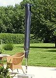 Schutzhülle Schirmhülle Schirmhaube Deluxe für Sonnenschirm 250 - 450 cm