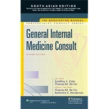 The Washington Manual General Internal Medicine Subspecialty Consult