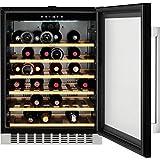 AEG SWB66001DG Incasso Cantinetta vino con compressore Nero A cantina vino