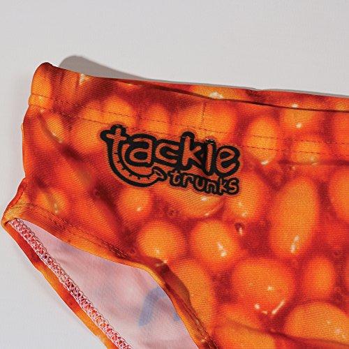 Optimum Herren Full Of Beans Tackle Trunk Unterwäsche Orange - orange