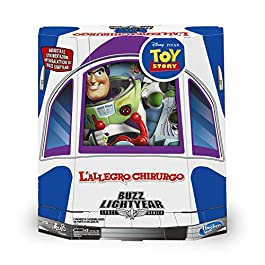 Hasbro Gaming – L'Allegro Chirurgo: Buzz Lightyear (gioco in scatola)