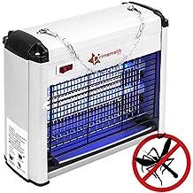 PrimeMatik - Lampe Anti Insectes Volants Tue-Mouche destructeur d insectes  Electrique Anti Moustique b27d57c333aa
