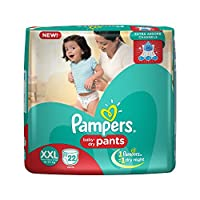 Pampers XXL Size Diaper Pants (22 Count)