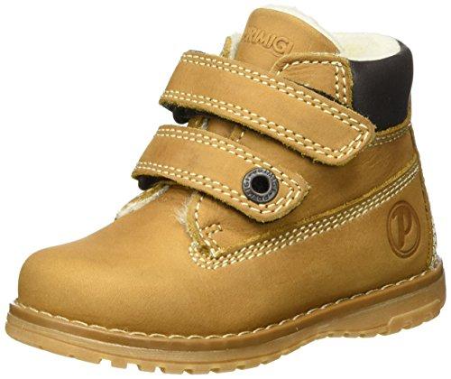 PRIMIGI Unisex Baby PCA 8059 Sneaker, Braun (Senape), 32 EU