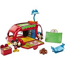La Casa De Mickey Mouse - Autocaravana (Mattel CJD98)