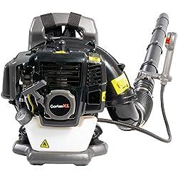 gartenxl EB430profesional Gasolina Soplador De Hojas con respaldo acolchado y zuvärlässigem de 2del motor de con 43Ccm