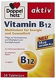 Doppelherz Vitamin B12, 30 Tabletten, 3er Pack (3 x 8,4 g)