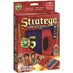 Jumbo Spiele 12761 Stratego Travel - Juego de mesa de estrategia (de viaje, en alemán)