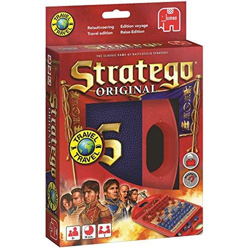 Jumbo Spiele 12761 - Travel Stratego, Kompaktspiel