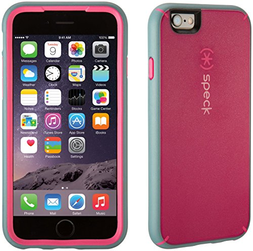 speck-mightyshell-case-cover-for-iphone-6-and-iphone-6s-fuchsia-pink-cupcake-pink-heritage-grey