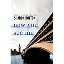 Now You See Me (Lacey Flint Novels) by Sharon Bolton (2012-04-10)