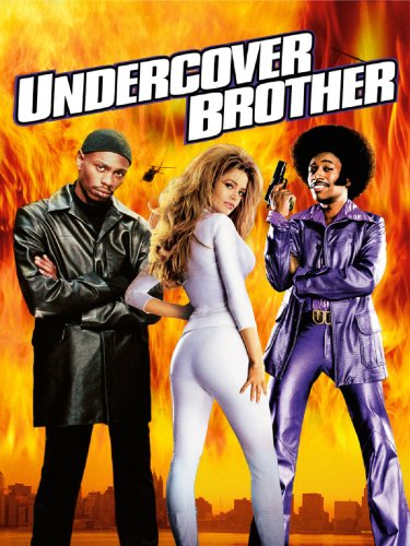 Undercover Brother (Eddie Griffin Filme)