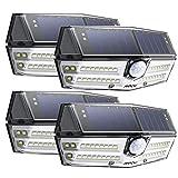 Best MPOW lampes solaires de jardin - 【3 Modes Intelligents】Mpow 4 * 40 LED Lampe Review