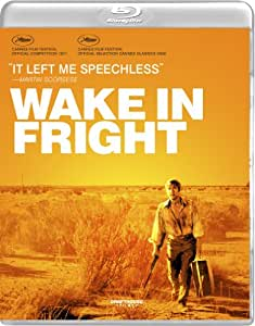 Wake in Fright [Blu-ray] [1971] [US Import]