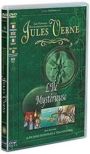 Jules verne : l'ile mystérieuse / César cascabel