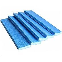 YTT 5 piezas purificador de aire filtro para DaiKin MC70KMV2 serie MC70KMV2N MC70KMV2R MC70KMV2A MC70KMV2K MC709MV2 purificador de aire filtro