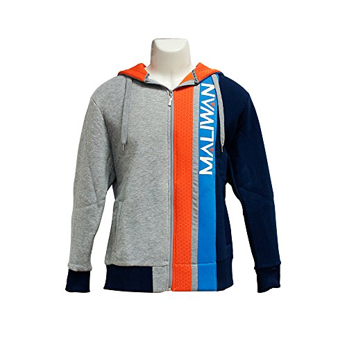 "Price comparison product image Borderlands Zippered Hoodie ""Maliwan"", Small"