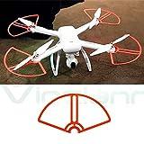 4x BUMPER ahorra hélices protegen hélice ORIGINAL Xiaomi para drone Xiaomi Mi protección