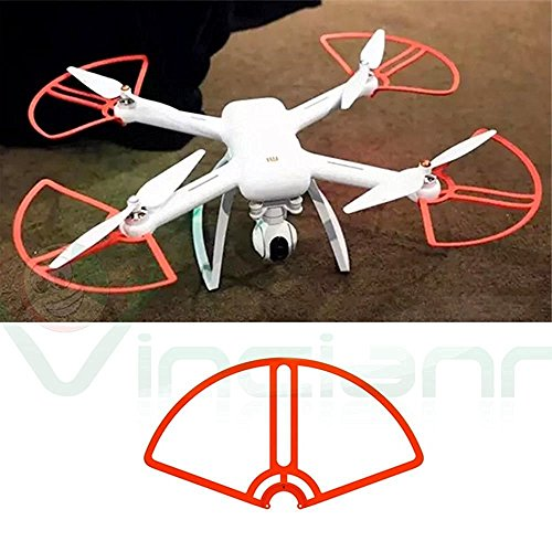4x BUMPER ahorra hélices protegen hélice ORIGINAL Xiaomi para drone Xiaomi Mi...