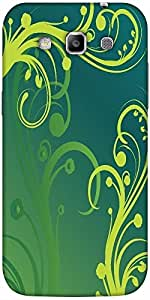 Snoogg Abstract Background Designer Protective Back Case Cover For Samsung Ga...