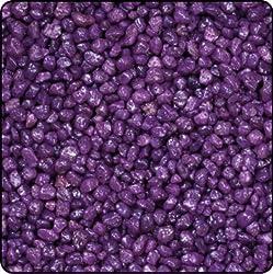 Season Dekogranulat Granulat Streudeko Farbgranulat Dekosteine Dekokies (aubergine)