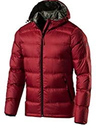 McKinley Chaqueta Greenville – Red, color rojo, tamaño xx-large