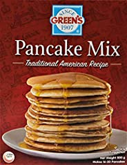 Green's Pancake Mix, 500g - Pack