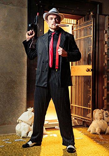 Mens Mob Boss Fancy dress costume ()