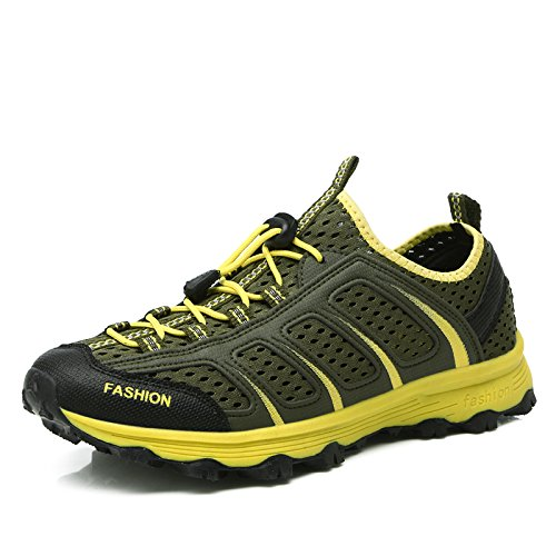 Easondea Scarpe da Trekking Outdoor Traspiranti Mountain Climbing Shoes Mesh Scarpe da Passeggio Antiscivolo Scarpe da Trekking da Uomo Donna 35-44