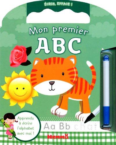 ECRIS, EFFACE ! PREMIER ABC