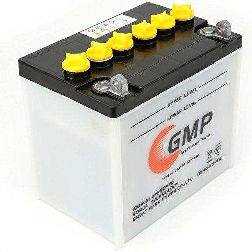 Batterie tondeuse 12N24-4A. Vendue sèche. - Pièce neuve