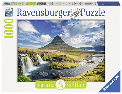 Ravensburger-19539-Wasserfall-von-Kirkjufel-Island