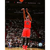 Jimmy Butler Chicago Bulls NBA Acción foto (tamaño: ...