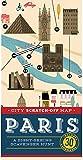CITY SCRATCH OFF MAP - PARIS