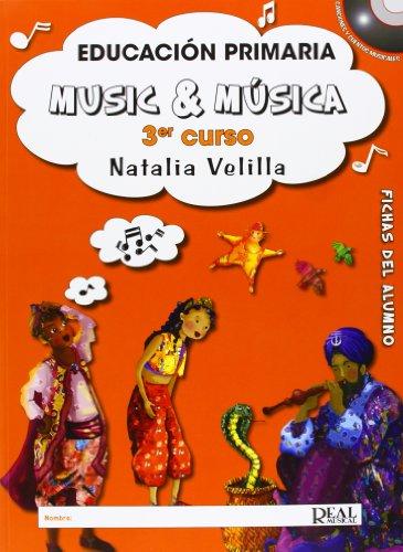 Music & Musica, Volumen 3 (Alumno) (Music and Música)