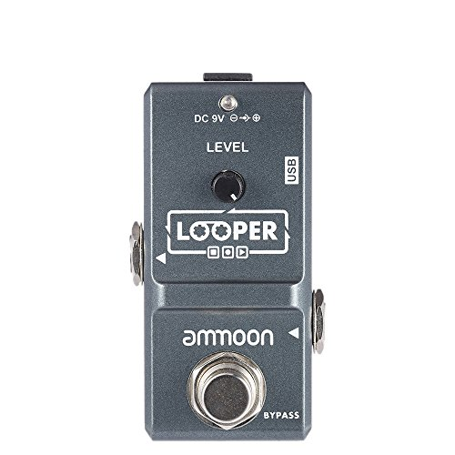ammoon AP-09 Nano Loop Pedal Efecto