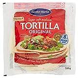 Santa Maria Sud morbido originale tortilla, 8 - 320gr