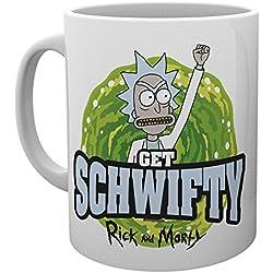 GB Eye, Rick y Morty, Get Schwifty, Taza