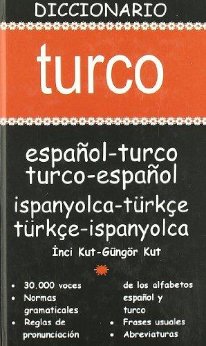 Dº Turco     TUR-ESP / ESP-TUR (DICCIONARIOS) por Inci Kut