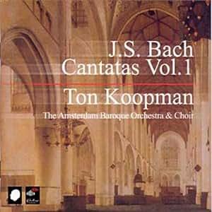 J. S. Bach: Cantatas, Vol 1