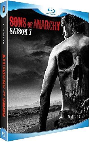 Sons Of Anarchy Saison 7 (VOST) - Coffret Blu-ray