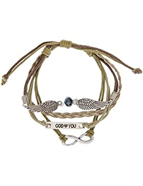 Armband Engelsflügel