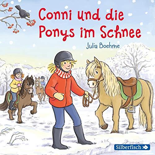 Conni und die Ponys im Schnee (Meine Freundin Conni - ab 6 ): 1 CD
