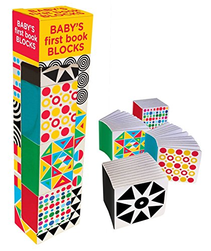 Baby's First Book Blocks: Colors, Shapes, and Patterns